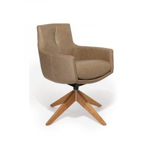 Krzesło zpodłokietnikiem Amado