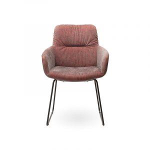 Krzesło z podłokietnikiem Perla